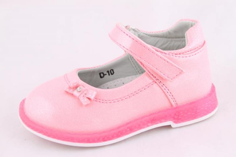 Купить Модель №5676 Туфли-мигалки ТМ CLIBEE - фото 1
