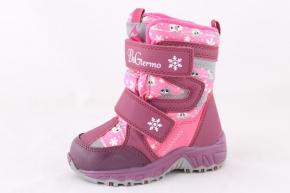 Купить Модель №5902 Зимние ботинки ТМ «BG» Termo - фото 1
