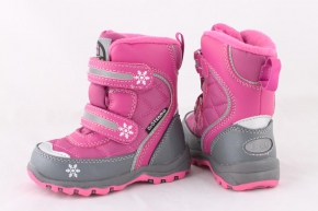 Купить Модель №5914 Зимние ботинки ТМ «BG» Termo - фото 3