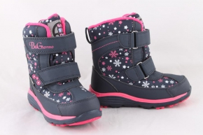 Купить Модель №5918 Зимние ботинки ТМ «BG» Termo - фото 2