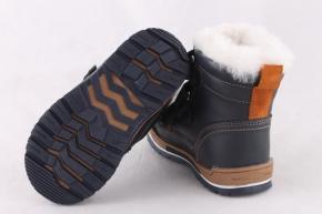 Купить Модель №6060 Зимние ботинки ТМ «BARTEK» - фото 4