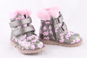 Купить Модель №6064 Зимние ботинки Тм Сказка - фото 2