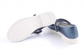 Купить Модель №6149 Туфли ТМ «Сказка»Верх — кожзам+ текстиль Внутри — текстиль - фото 4