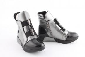Купить Модель №6397 Демисезонные ботинки ТМ «B&G» - фото 2