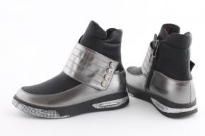 Купить Модель №6398 Демисезонные ботинки ТМ «B&G» - фото 3