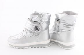 Купить Модель №6385 Зимние ботинки Тм Clibee - фото 3