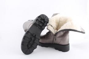 Купить Модель №6386 Зимние ботинки Тм Clibee - фото 4