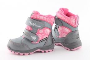 Купить Модель №6412 Зимние ботинки ТМ «BG» Termo - фото 3