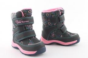 Купить Модель №6406 Зимние ботинки ТМ «BG» Termо - фото 2