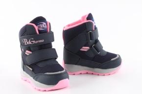 Купить Модель №6862 Зимние ботинки ТМ «BG» Termo - фото 2