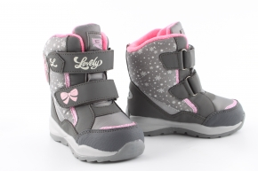 Купить Модель №6860 Зимние ботинки ТМ «BG» Termo - фото 2