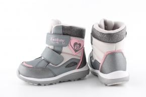 Купить Модель №6857 Зимние ботинки ТМ «BG» Termo - фото 3