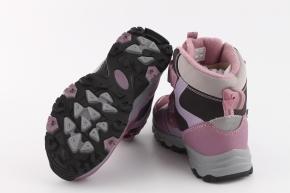 Купить Модель №6907 Зимние ботинки ТМ «BG» Termo - фото 4