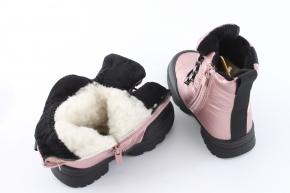 Купить Модель №7213 Зимние ботинки Тм Clibee - фото 5