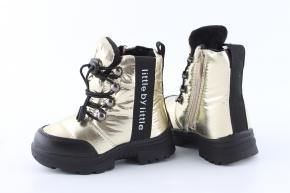 Купить Модель №7212 Зимние ботинки Тм Clibee - фото 4