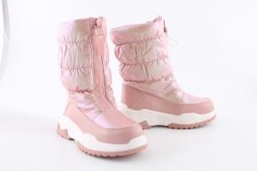 Купить Модель №7222 Зимние ботинки Тм Clibee - фото 2