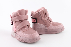 Купить Модель №7224 Зимние ботинки Тм Clibee - фото 3