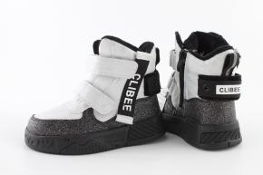Купить Модель №7223 Зимние ботинки Тм Clibee - фото 4