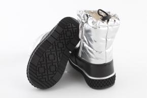 Купить Модель №7221 Зимние ботинки Тм Clibee - фото 4