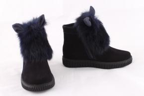Купить Модель №5475 Зимние ботинки - фото 2