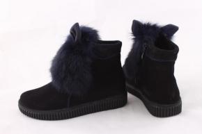 Купить Модель №5475 Зимние ботинки - фото 4