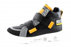 Модель №6933 Демисезонные ботинки ТМ «Palaris» (Украина) Верх — кожа Внутри — байка