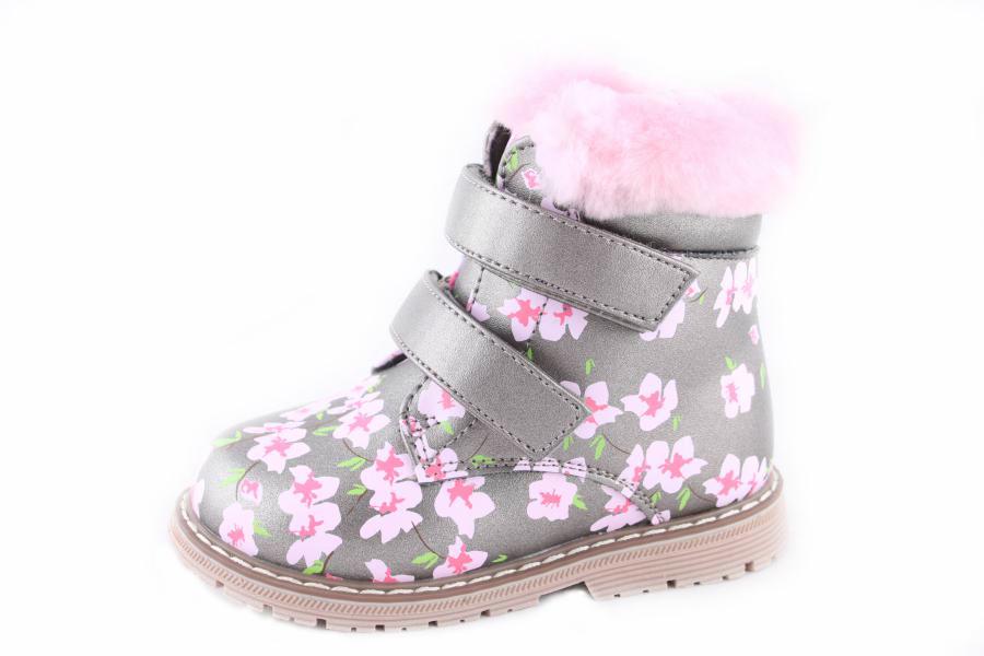 Модель №6064 Зимние ботинки Тм Сказка