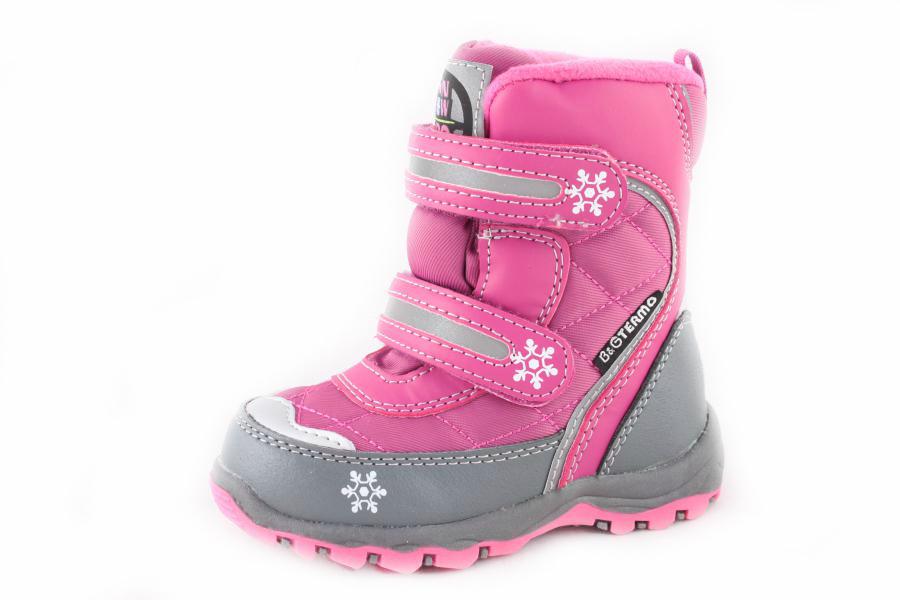 Модель №5914 Зимние ботинки ТМ «BG» Termo
