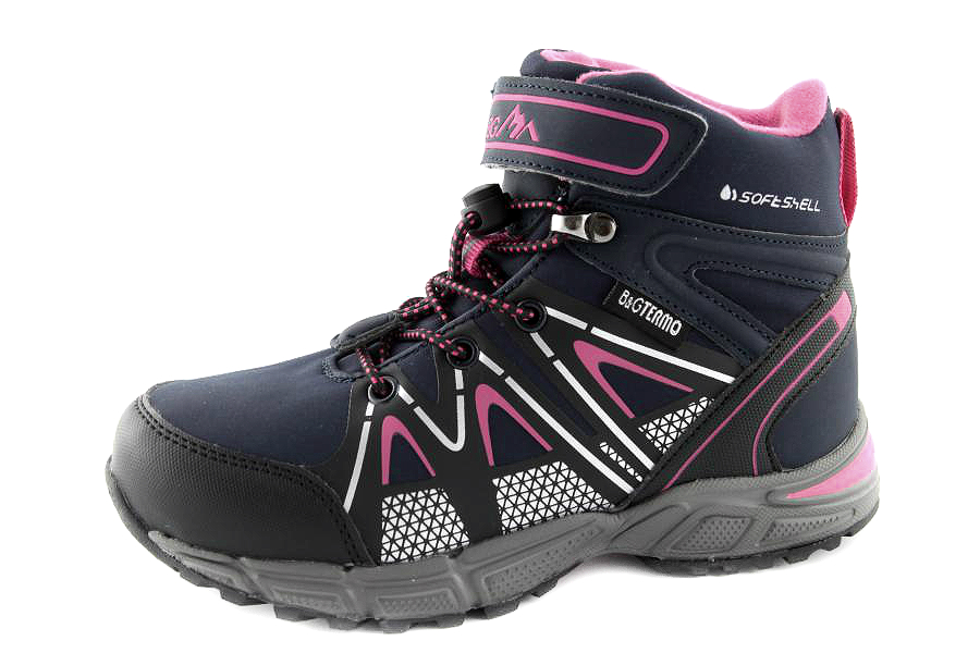 Модель №6436 Зимние ботинки ТМ «BG»