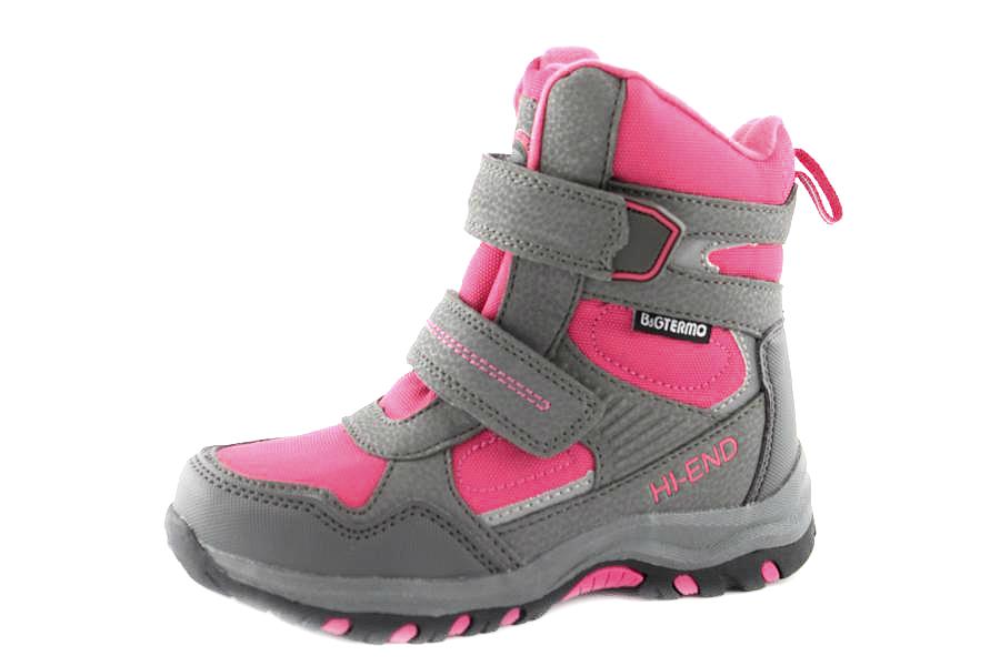 Модель №6413 Зимние ботинки ТМ «BG» Termo