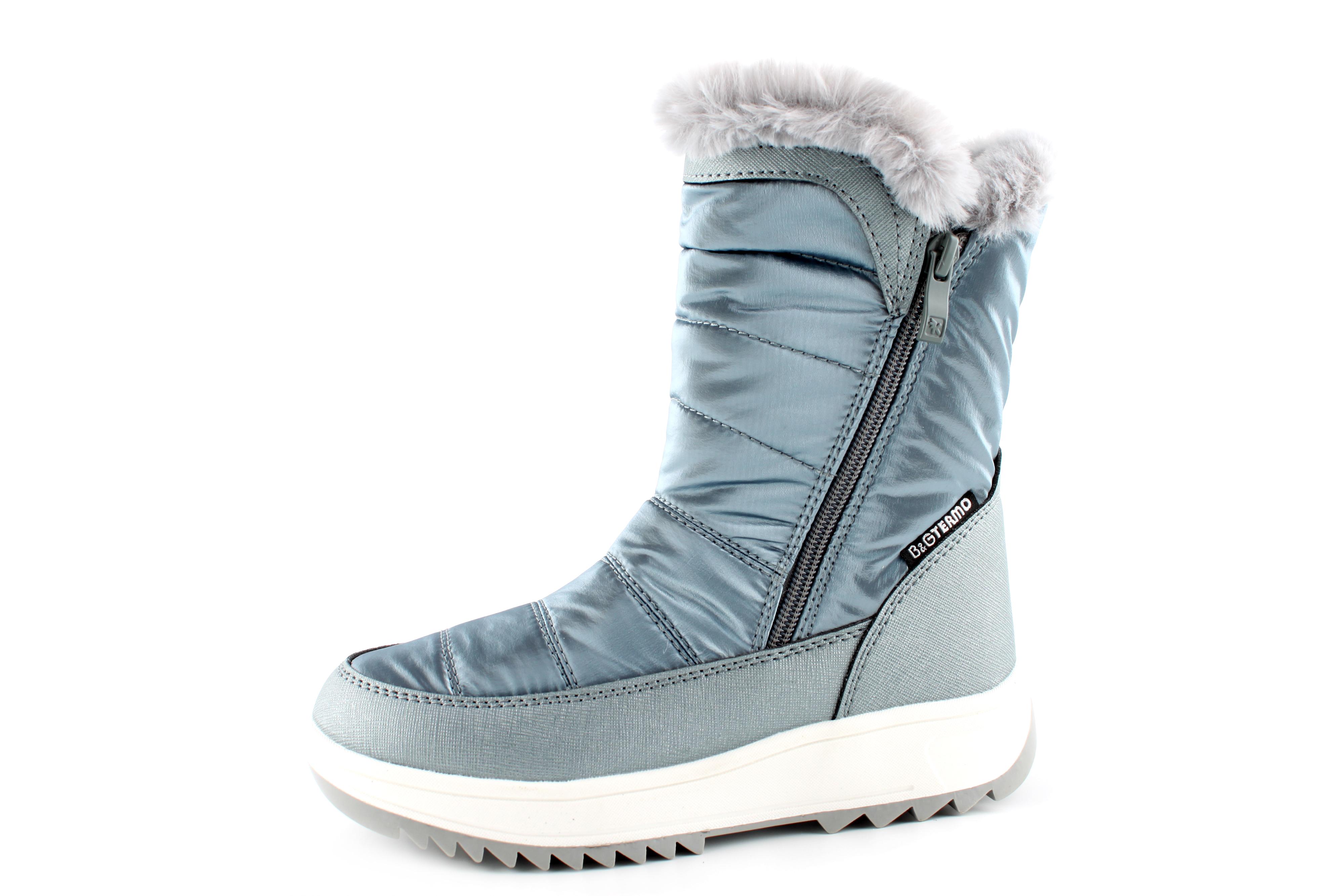 Модель №6855 Зимние ботинки ТМ «BG» Termo