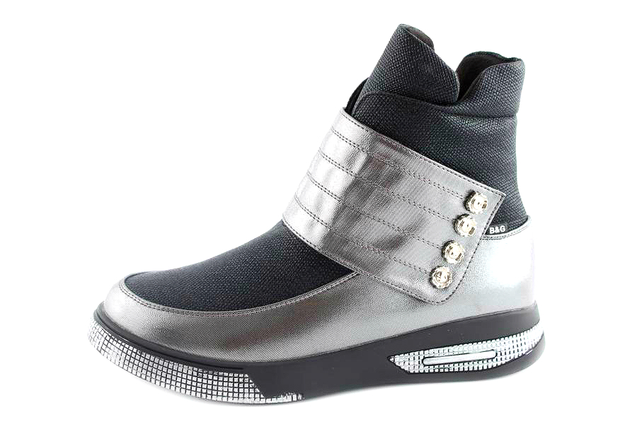 Модель №6398 Демисезонные ботинки ТМ «B&G»