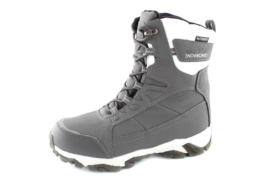 Модель №6410 Зимние ботинки ТМ «BG» Termo
