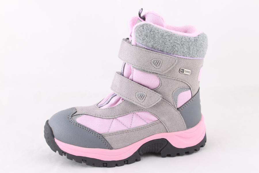 Модель №5901 Зимние ботинки ТМ «BG» Termo