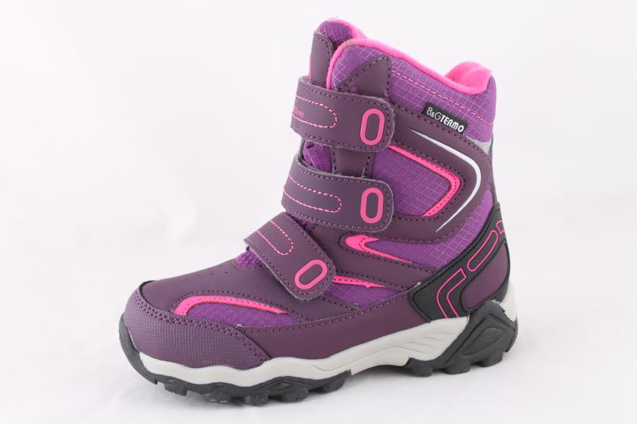 Модель №5905 Зимние ботинки ТМ «BG» Termo