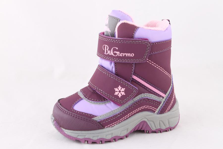 Модель №5900 Зимние ботинки ТМ «BG» Termo