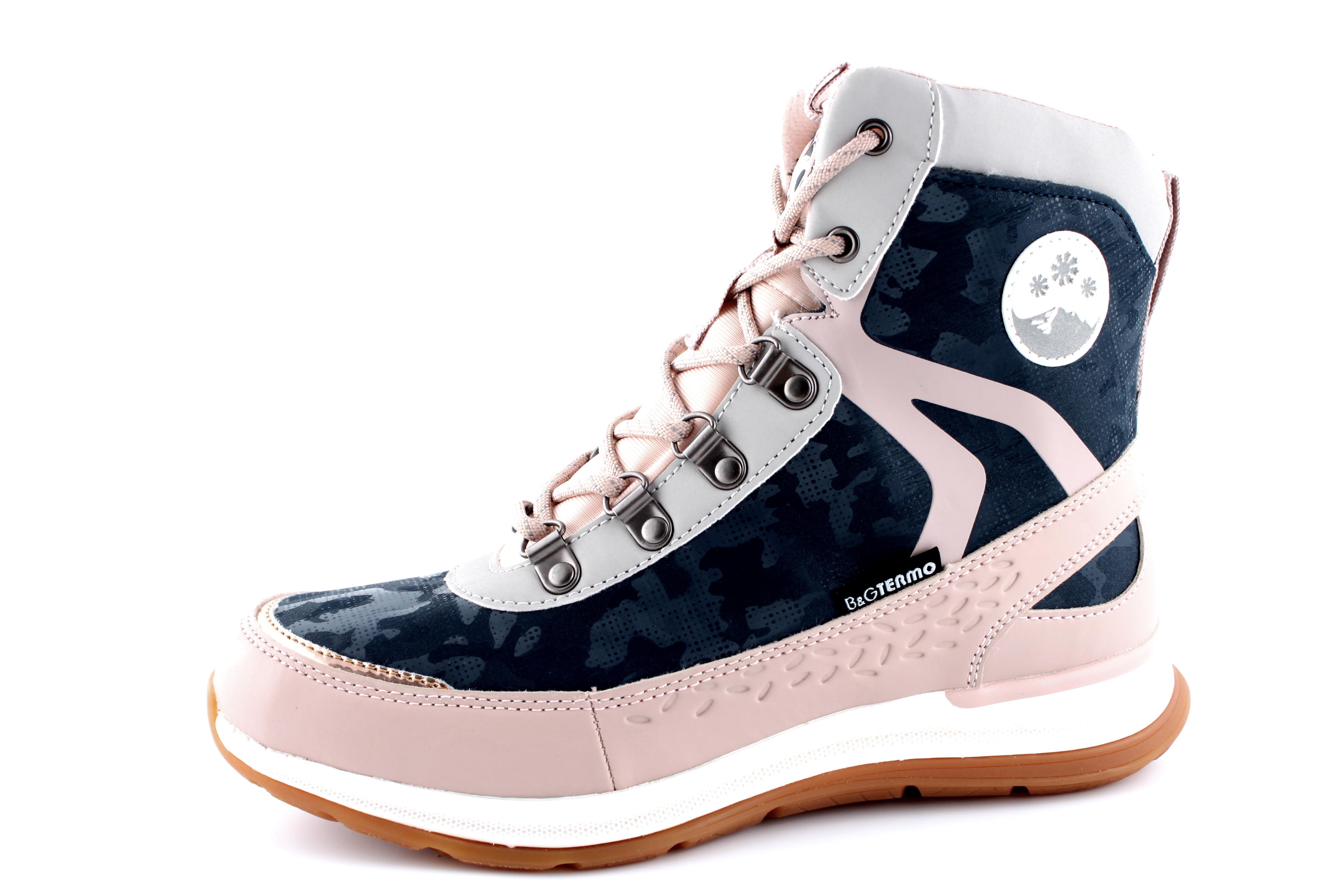 Модель №6909 Зимние ботинки ТМ «BG» Termo