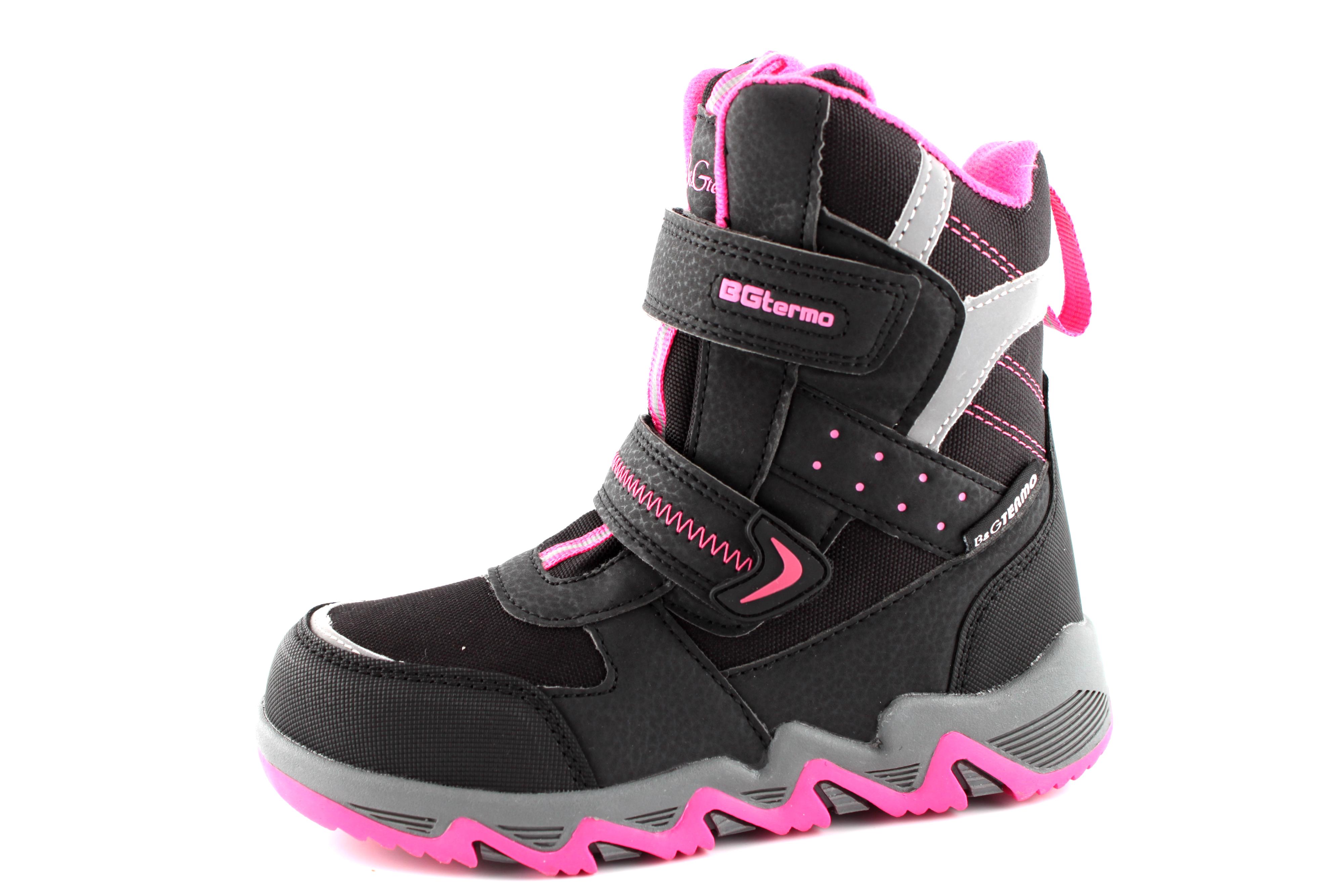 Модель №6904 Зимние ботинки ТМ «BG» Termo