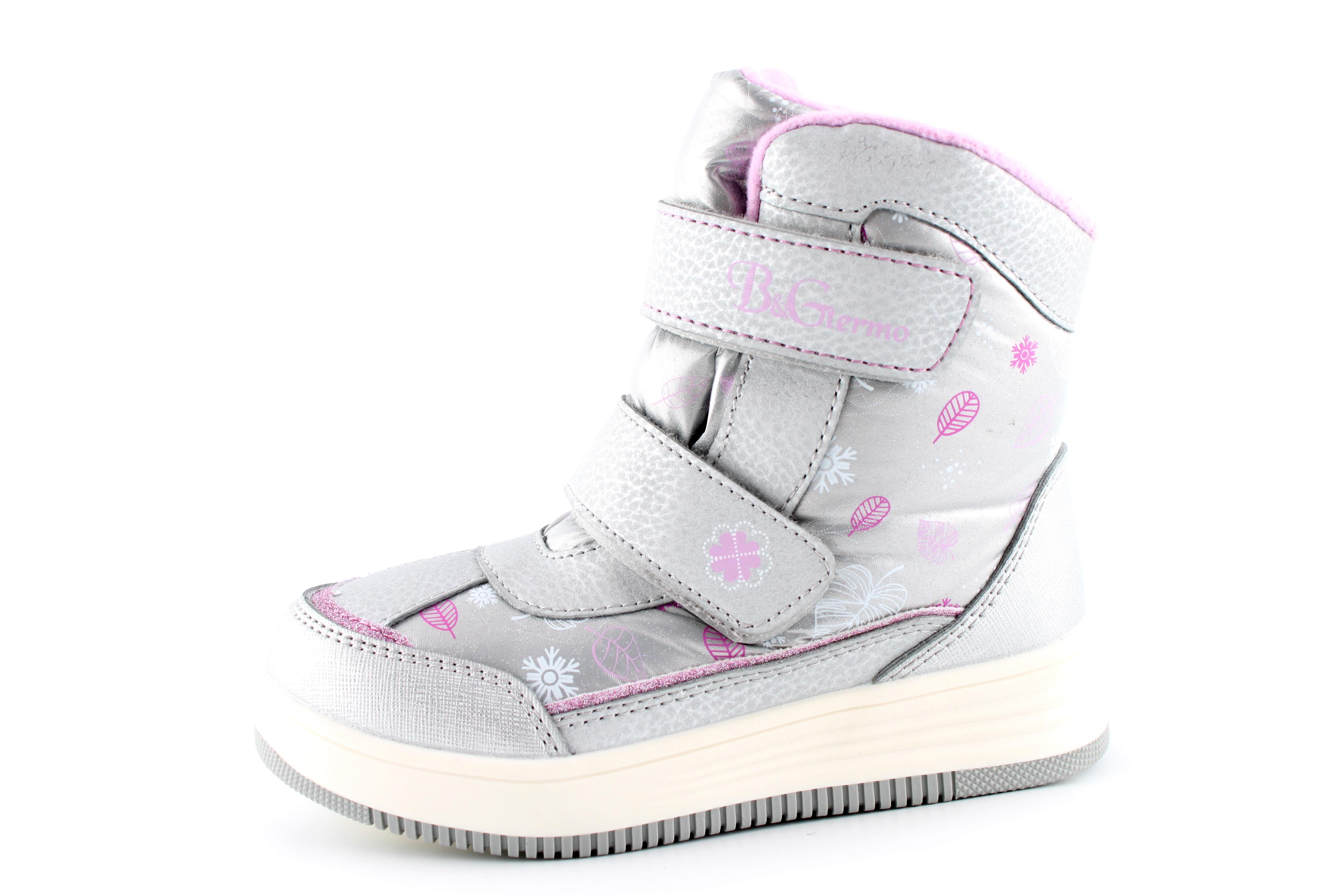 Модель №6858 Зимние ботинки ТМ «BG» Termo