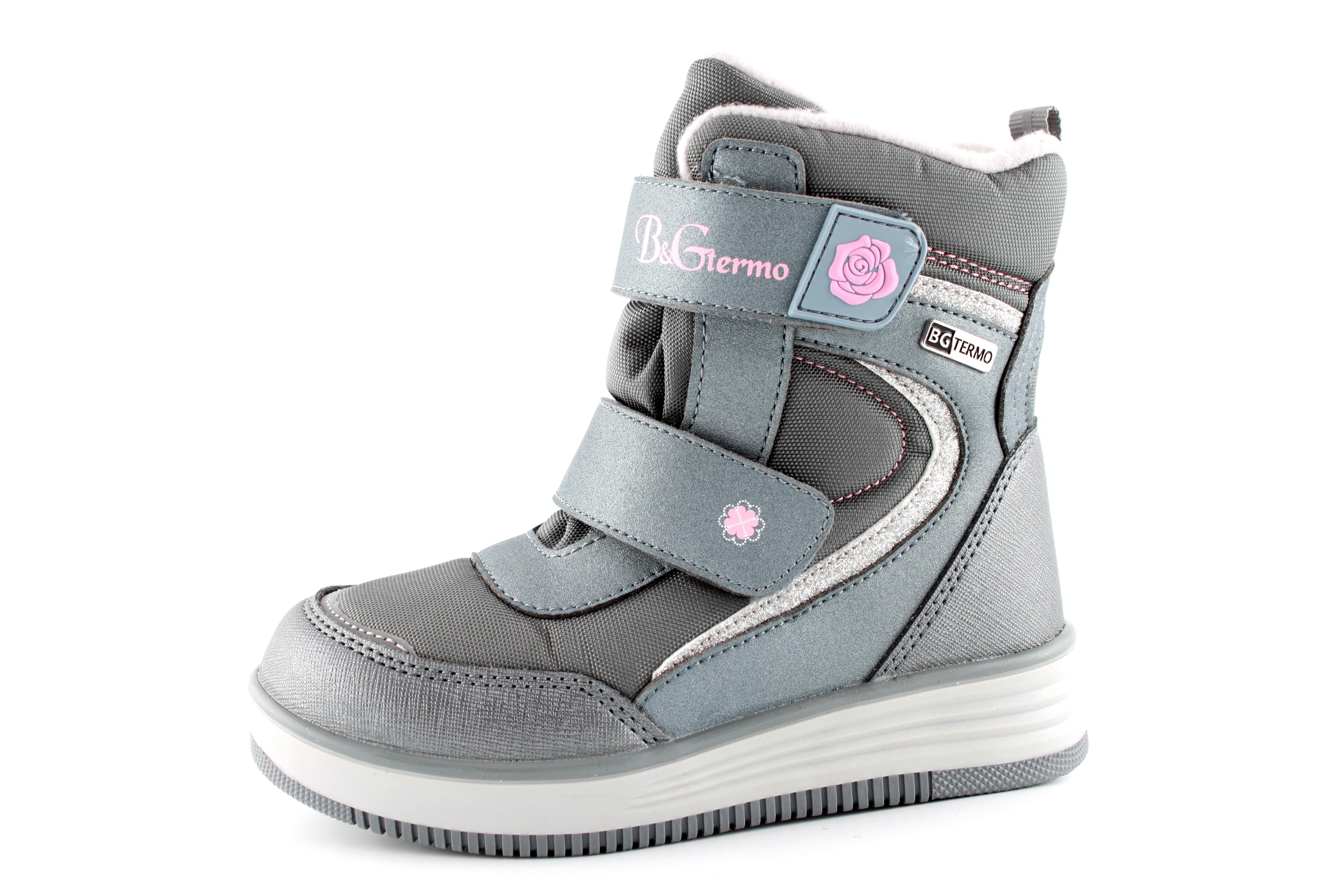 Модель №6856 Зимние ботинки ТМ «BG» Termo