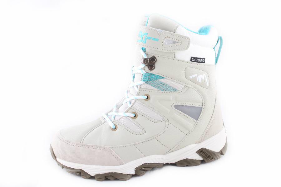 Модель №5920 Зимние ботинки ТМ «BG» Termo
