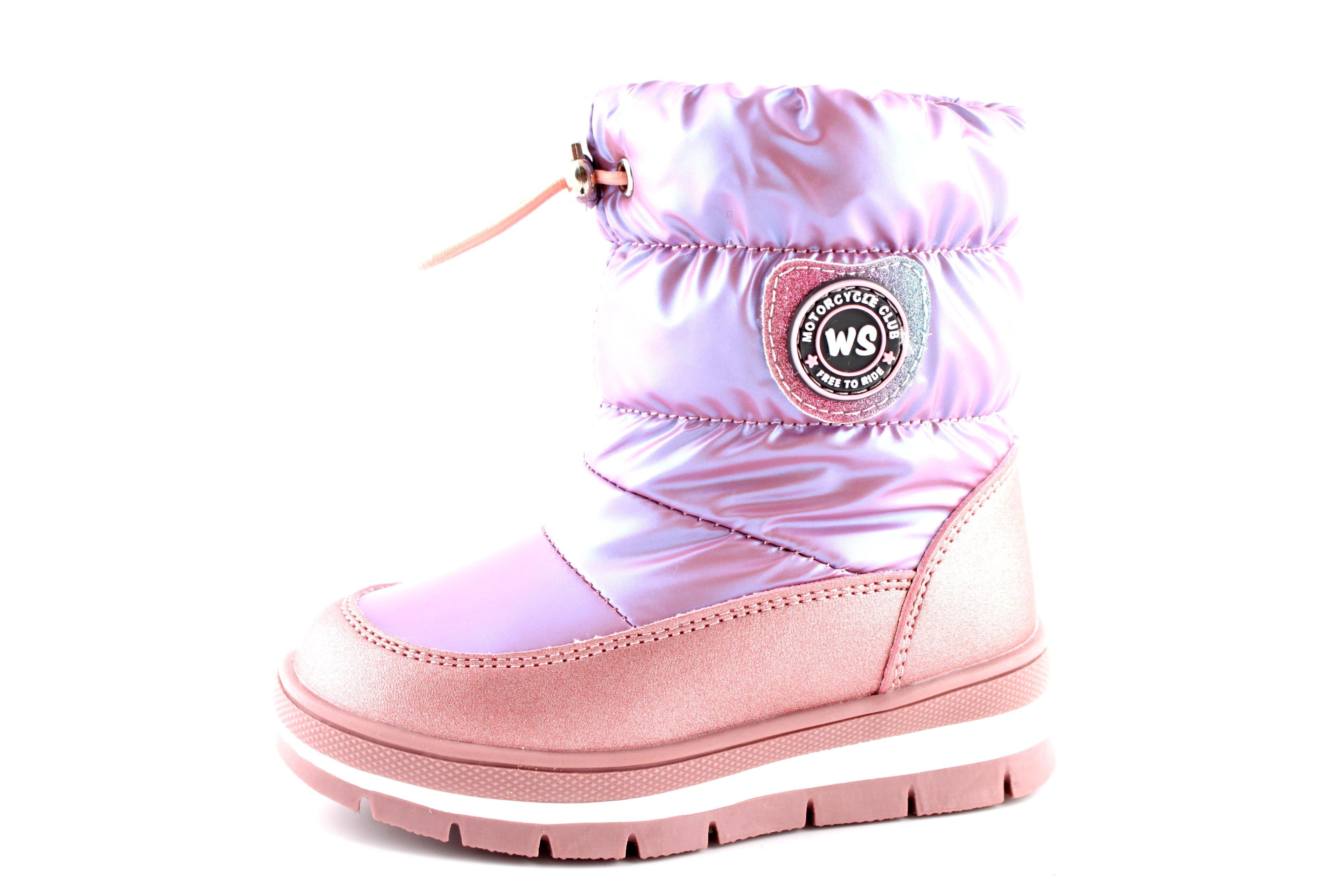 Модель №6921 Термо ботинки ТМ Weestep