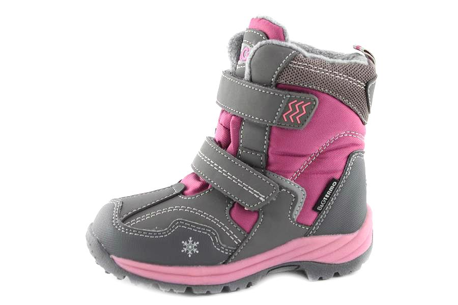 Модель №6414 Зимние ботинки ТМ «BG» Termo