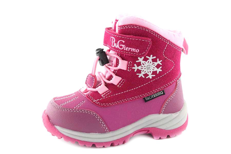 Модель №6422 Зимние ботинки ТМ «BG» Termo