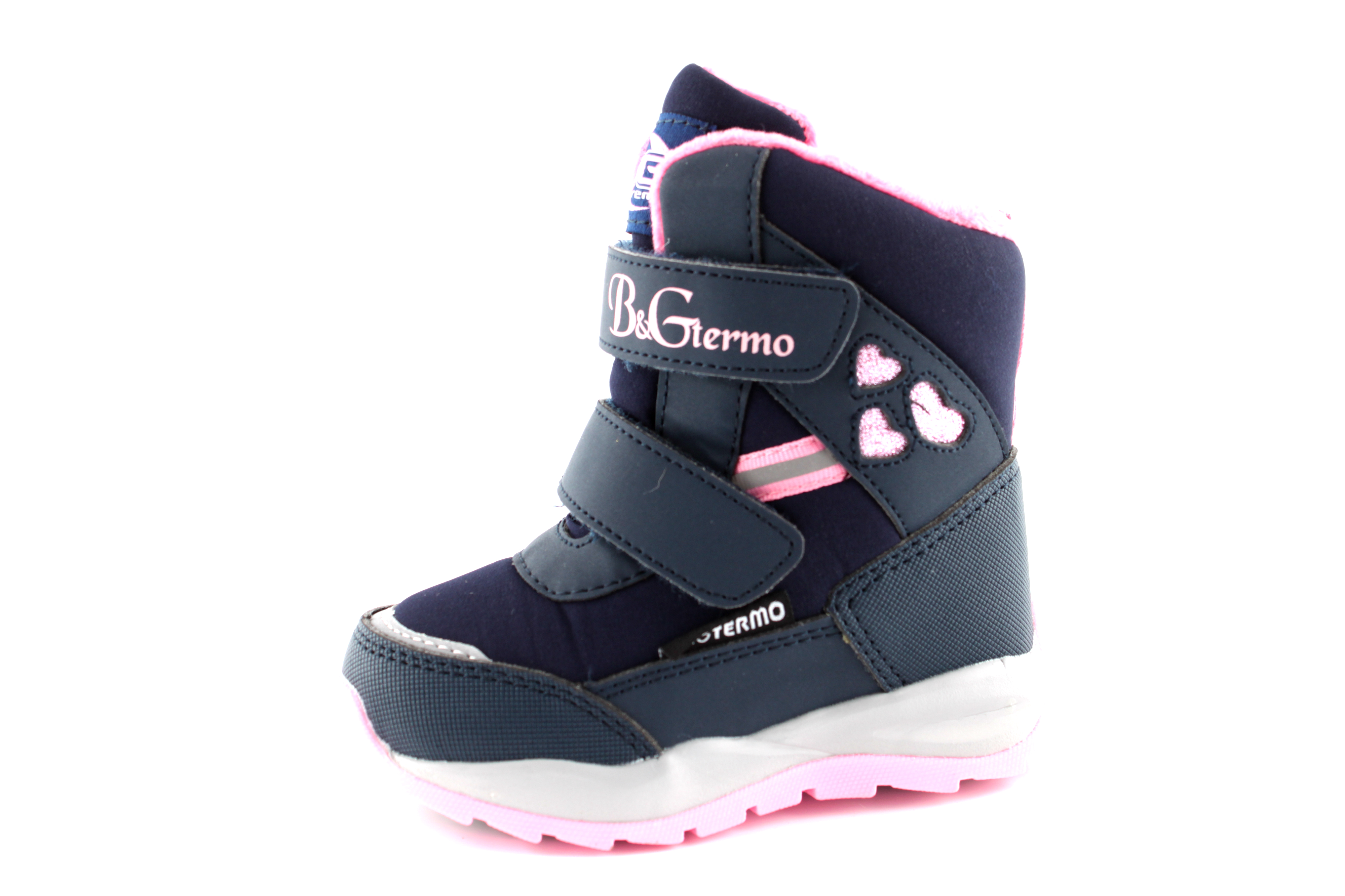 Модель №6862 Зимние ботинки ТМ «BG» Termo
