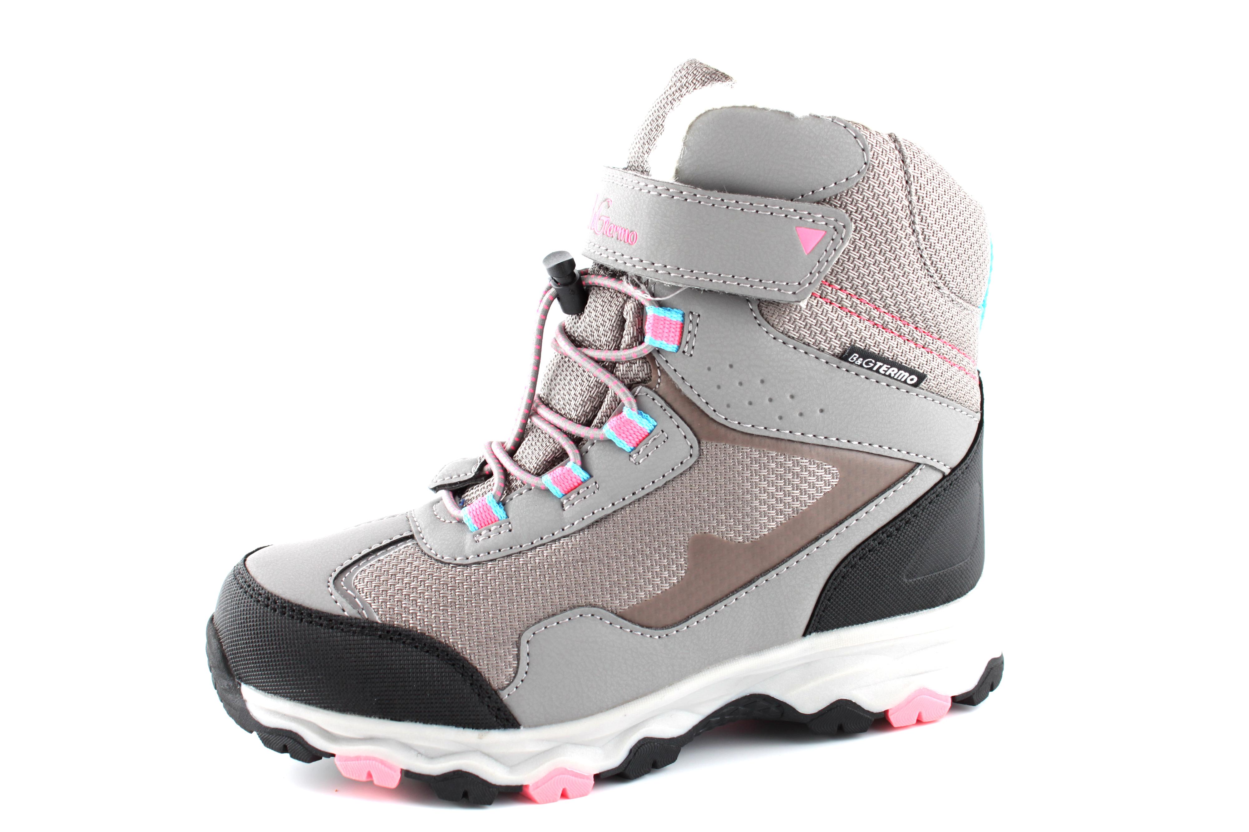 Модель №6915 Зимние ботинки ТМ «BG» Termo