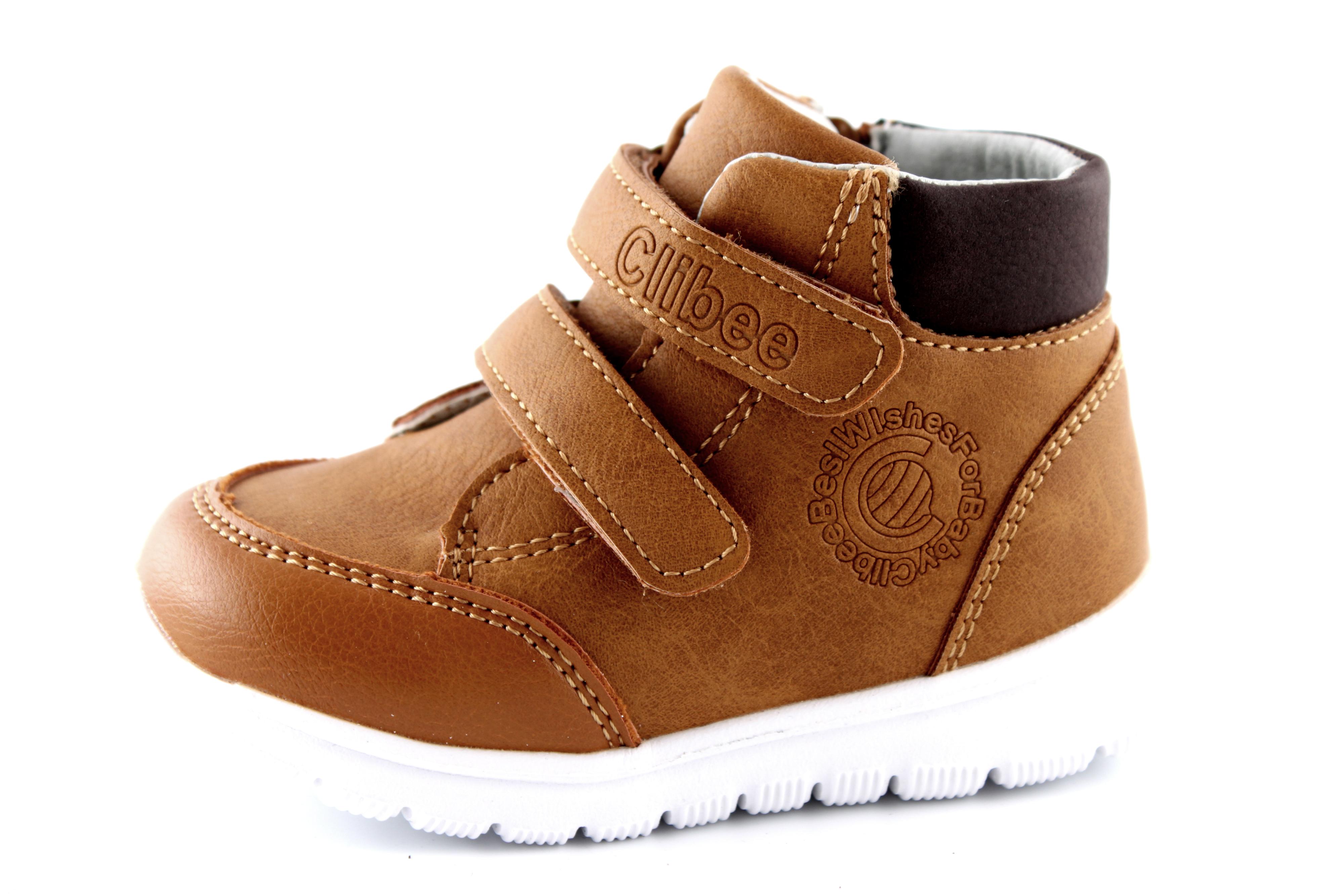 Модель №6747 Демисезонные ботинки ТМ CLIBEE