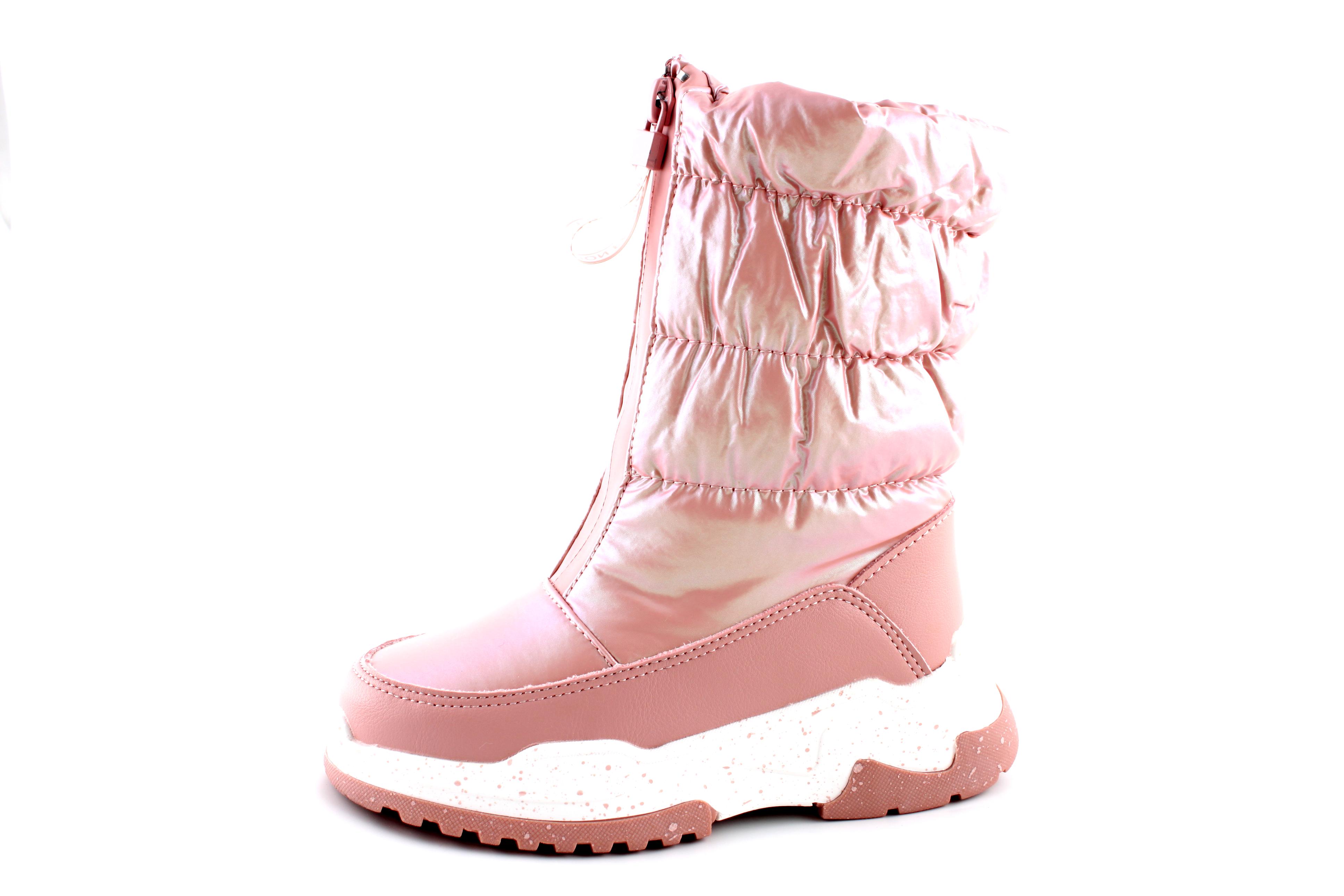Модель №7222 Зимние ботинки Тм Clibee