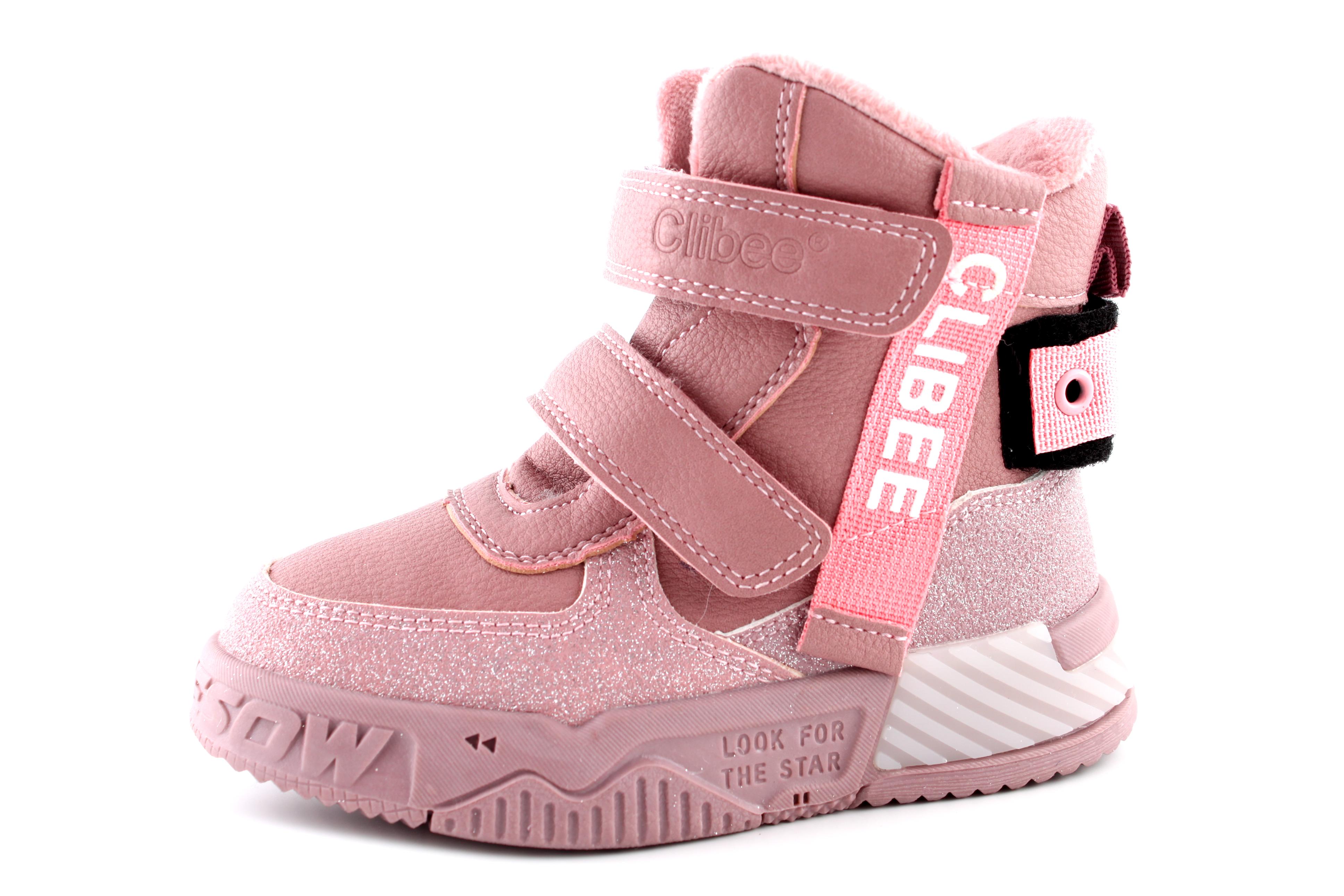 Модель №7224 Зимние ботинки Тм Clibee