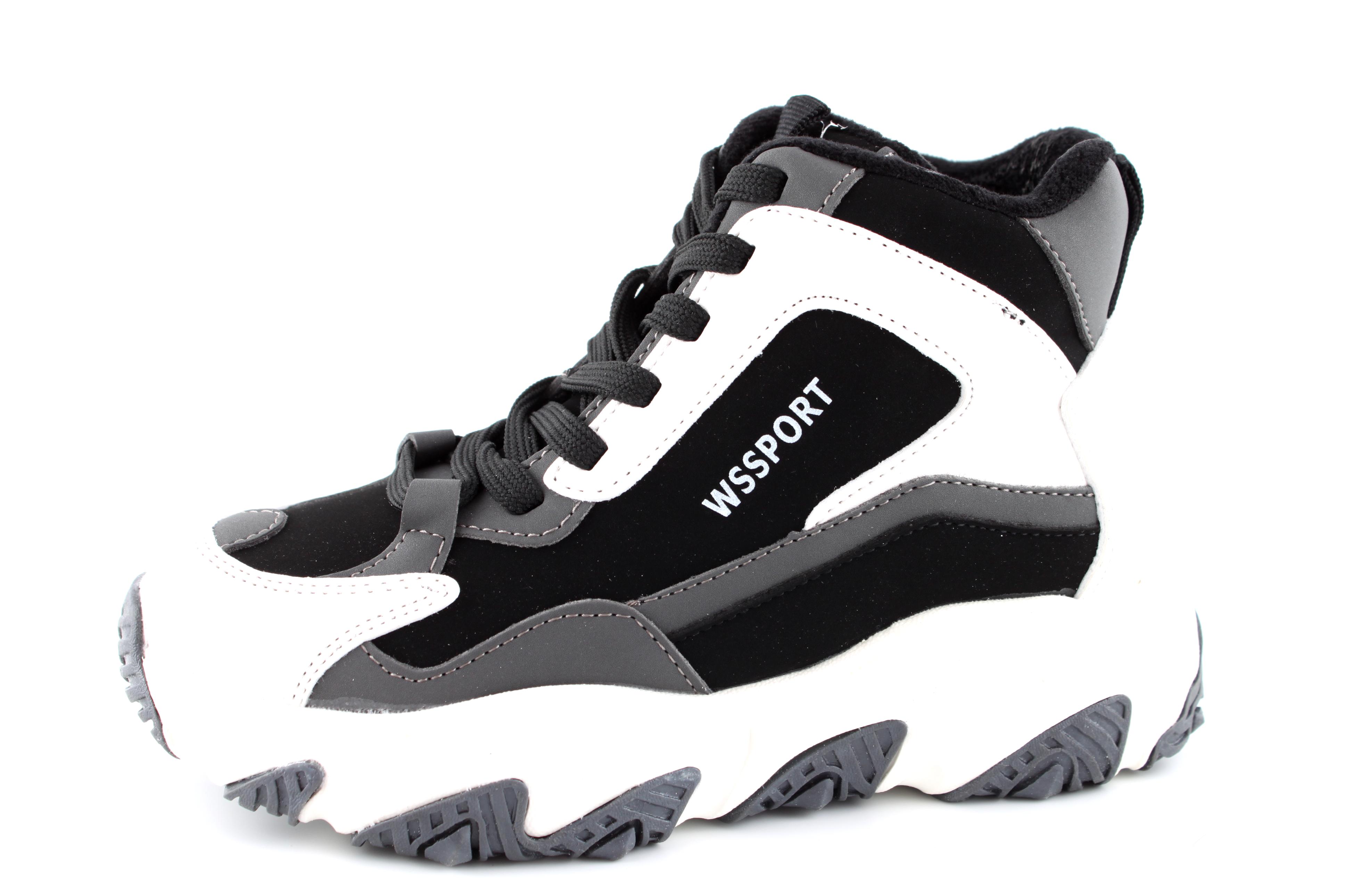 Модель №7196 Демисезонные ботинки Тм